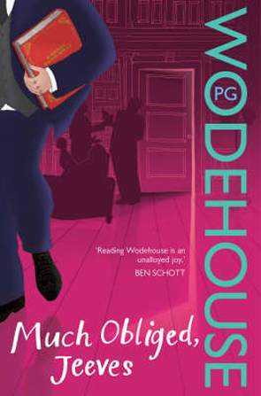 Much Obliged, Jeeves by P.G.Wodehouse