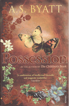 Possession by A.S.Byatt